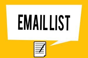 Ways to Build an Email List