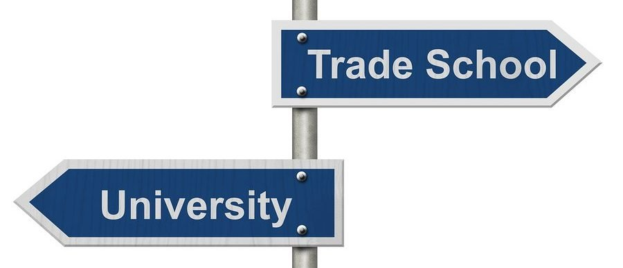 The Different Types of Trade Schools