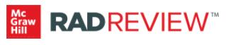 RadReview Logo