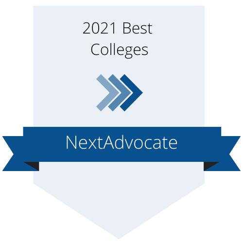 2021 Best Colleges Badge