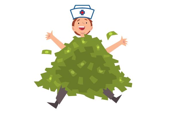 Highest Paying States for Nurses